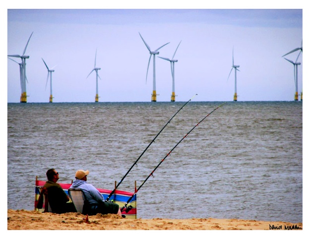 fishing for wind