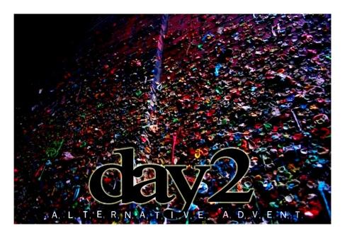 alternative advent day 2.2