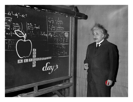 einstein alternative advent 3